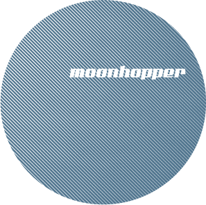 Moonhopper logo